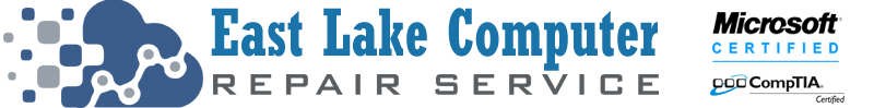 Call East Lake Computer Repair Service at 813-400-2865